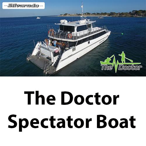 The Doctor Spectator Boat