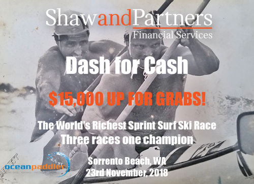Dash for Cash final
