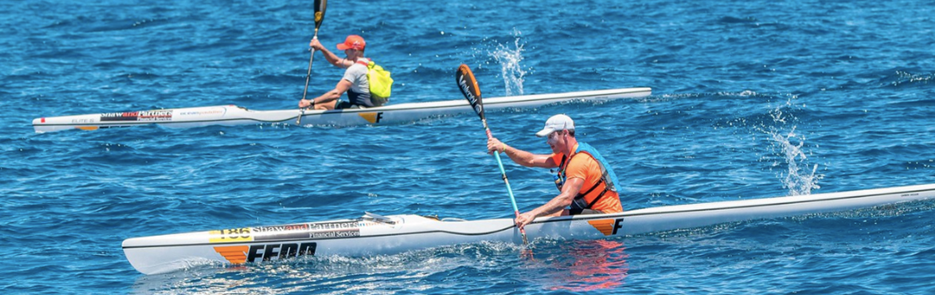 Surf Skis - Kayaks - Paddles - Events and more - Oceanpaddler