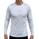 light grey long sleeve tshirt